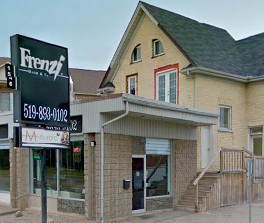 Frenzi Hair Salon, Ontario, Kitchener