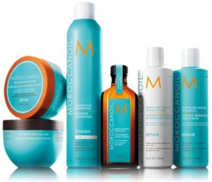 Moroccanoil Products, Ontario